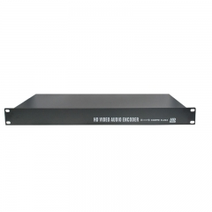 1 ch HDMI Video encoder with HDMI loop-out -1U Rack-mounted