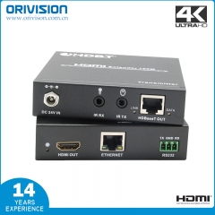 100m HDMI Extender over Cat5e/Cat6 (HD BaseT) with