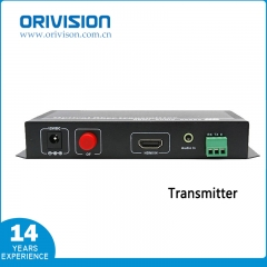 HDMI Extender with Fiber Optic