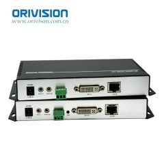 4K DVI EXTENDER with Network/Cable up to 120m