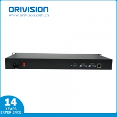1 ch VGA Video encoder with VGA loop-out -1U Rack-